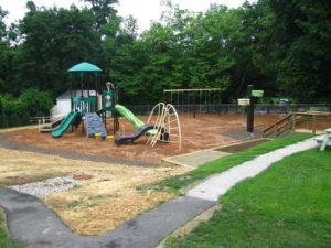 BCHS New Playground